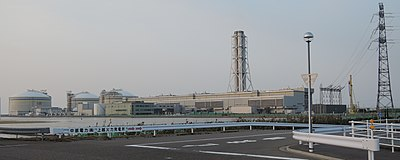 Picture of 上越火力発電所