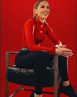 Joelle Hadjia Australian singer (born 1990)