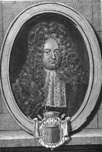 Treaty of The Hague (1701) - Wratislaw von Mitrowitz, Leopold's envoy to the Hague talks.