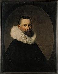 Portrait of Josias van Herwynen