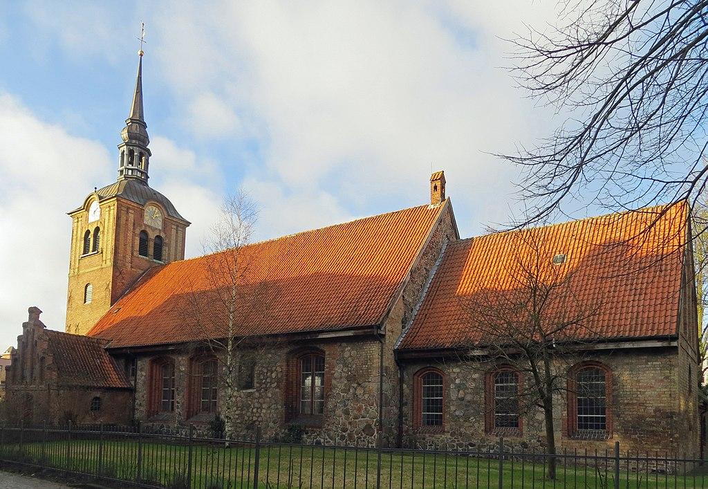 Johanniskirche, Flensburg - nördlichste Stadt
