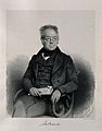 John Bicknell. Lithograph by C. Baugniet, 1845. Wellcome V0000539.jpg