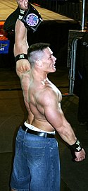 John Cena, who faced off against The Big Show.