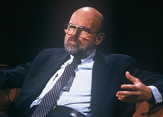 John Ehrlichman - Appearing on British tv discussion programme After Dark in 1987