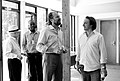 John Hagel, James Manyika, Arturo Artom and Chad Hurley.jpg