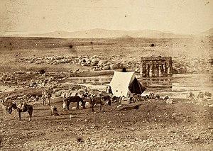 Eflatun Pınar - John Henry Haynes. Eflatun Pınar 1887