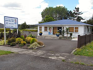 Helensville (New Zealand electorate) - John Key's electorate office