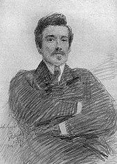 Poet J. M. Synge