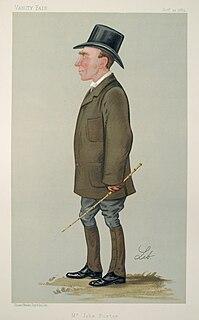 John Porter (horseman)