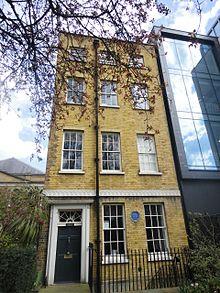 John Wesley 39 S House Methodist Museum Wikipedia The