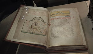 An medieval book