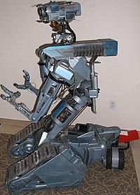 robot wikipedia
