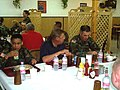 Johnny Isakson at lunch with troops at commanche base.jpg