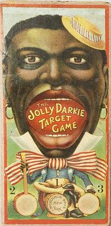 Jolly Darkie Target Game Wikipedia