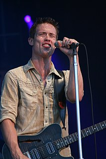 Jonny Lang American blues, gospel, and rock singer and songwriter