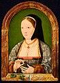 Joos van Cleve - Portrait of Agniete van den Rijne.jpg