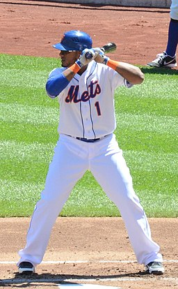 Jordany Valdespin on July 25, 2012