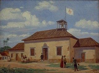 Paço Municipal, 1628