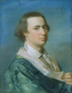 Joseph Barrell (merchant) - Portrait of Joseph Barrell, ca.1767, by J.S. Copley (courtesy Worcester Art Museum)