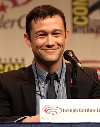 Joseph Gordon-Levitt - Gordon-Levitt at WonderCon in March 2012