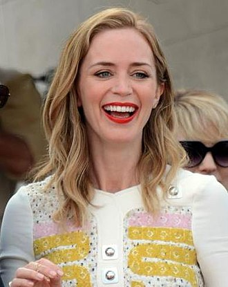 Emily Blunt - Blunt at the 2015 Cannes Film Festival