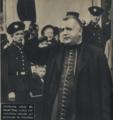 Jozef Tiso arrives at the 1939 HSĽS congress in Trenčín.png