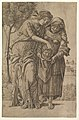 Judith and her maidservant with the head of Holofernes MET DP821775.jpg