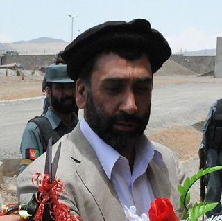 Juma Khan Hamdard Afghan politician (born 1959)