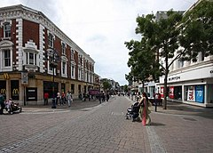 Junction New Street & Windmill Street (geograph 1489805).jpg