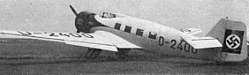 Junkers Ju 60 left rear L'Aerophile August 1933.jpg