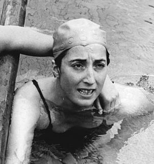 Jutta Langenau East German swimmer