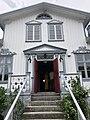 Käringöns kyrka RAA 21300000002862 Orust IMG 6003 prestgaard 1876.jpg