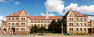 Debrecen Reformed Theological University - Péterfia Campus