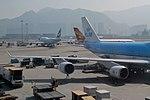 "KLM Boeing 747-406M PH-BFI ""City of Jakarta"" (21543843349).jpg"