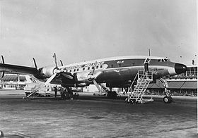 KLM super constellation Hugo de Groot.jpg