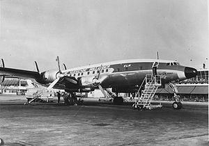 KLM Flight 607-E - The Hugo de Groot