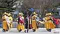 KOCIS Korea Cheongwadae Honor Guards Event 04 (8656363643).jpg