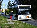 KVG Ribnitz Mercedes bus NVP-KV 29 on Linie 201 in Damgarten - Flickr - sludgegulper.jpg