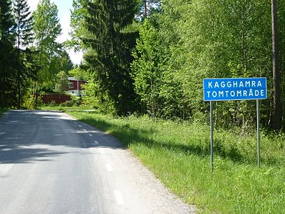 How to get to Kagghamra with public transit - About the place