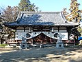 Kaina Shrine Kou Kasugai Fuefuki City, Oratory.JPG