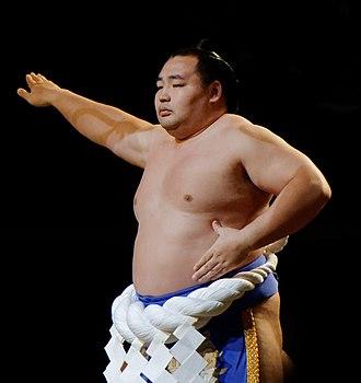 Kakuryū Rikisaburō - Kakuryū in April 2017