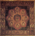 Kankyo Mandala (Hagiwaraji Kanonji).jpg