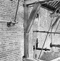 Kap van de zuiderzijbeuk bij het zuid-oosthoek van de toren - Utrecht - 20233857 - RCE.jpg