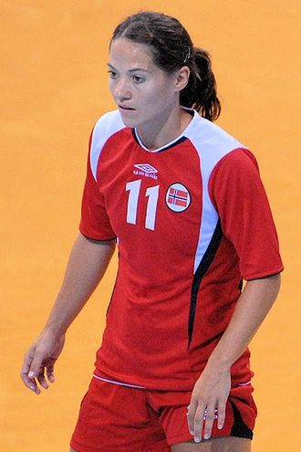 1979 in Norway - Kari Mette Johansen, Olympic gold medalist in handball 2008 and 2012