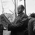 Karikaturist op de Place du Tertre in het hart van Montmartre, Bestanddeelnr 254-0482.jpg
