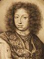 Karlsteen king Karl XI 1697.jpg