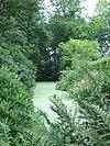 kasteel de wiersse tuinaanleg