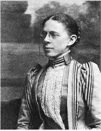 Katharine Peabody Loring - Loring in the 1870s