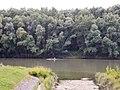 Kayaking, Moson-Danube, Pinnyéd forest, 2018 Győr.jpg