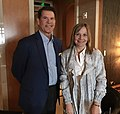 Keith Krach with Mary Barra CEO of General Motors.jpg